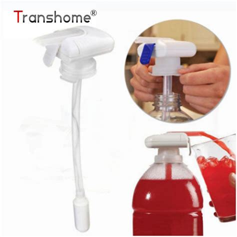 Automatic Electric Drink Pumping magic tap creative beverage drink dispenser electric automatic straw fruit juice coke