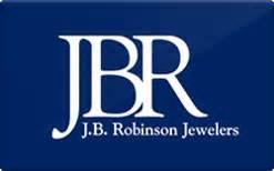 Robinsons May Gift Card - buy j b robinson jewelers gift cards raise