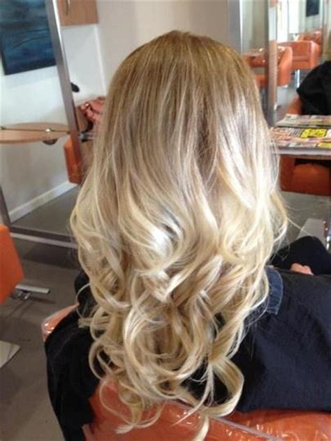 hombre blond blonde ombre long hairstyles how to