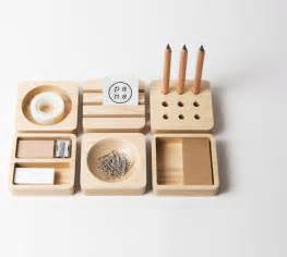 Desks Accessories Tofu Stationery Set Modern Desk Accessories Other Metro By Pana Objects