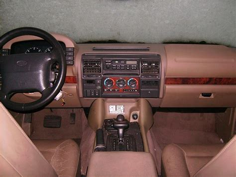 1998 land rover discovery interior 1998 land rover discovery jeep cherokee forum