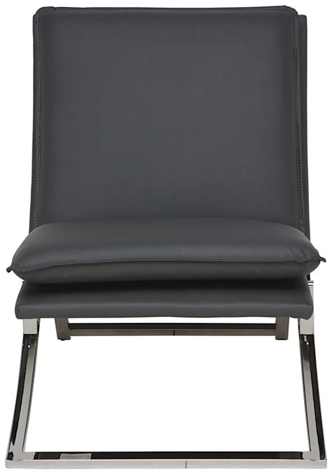 neo lounge chair grey modern digs furniture