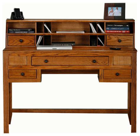 unfinished oak writing desk eagle furniture oak ridge writing desk unfinished