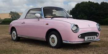 Nissan Figaro Nissan Figaro The Wheels Of Steel
