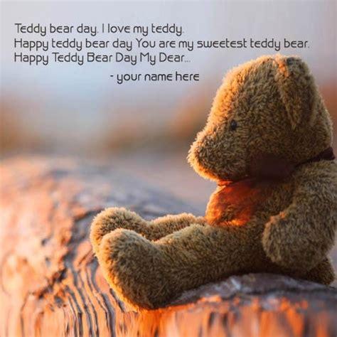 happy teddy day wishe quotes   pix