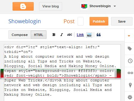 blogger video editor how to insert custom css codes into blogger blog template