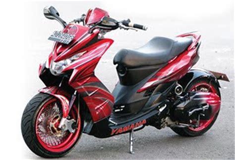 Modifikasi Mio Soul 2010 by Trend Motor Modification Modif Yamaha Mio Soul 2010 Low Rider