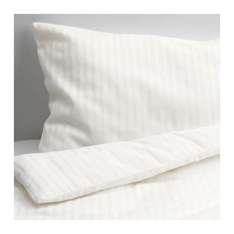 White Duvet Cover Ikea Leklysten Crib Duvet Cover Pillowcase Ikea