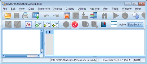 tutorial spss version 22 the spss environment spss tutorials libguides at kent