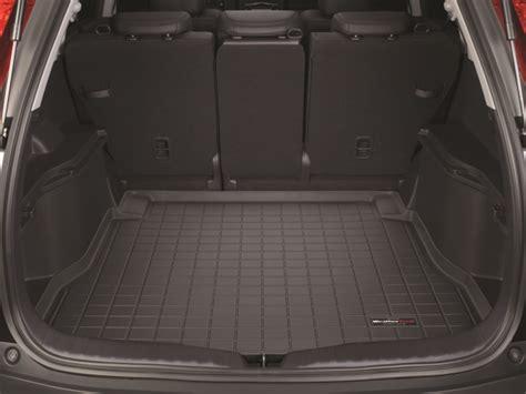 2011 Crv Cargo Shelf by Weathertech 174 Cargo Liner 2007 2011 Honda Cr V Black