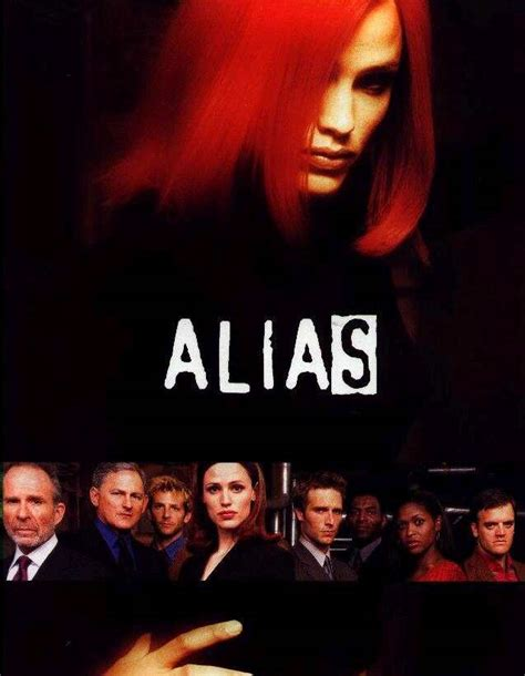 Alias The The Series by Alias Posters Tv Series Posters And Cast