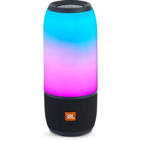 Box Speaker Jbl jbl pulse 3 portable bluetooth speaker black jblpulse3blkam
