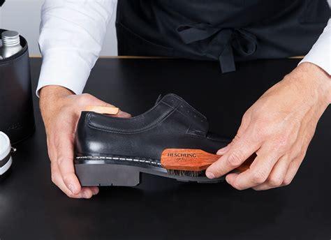 Schuhe Polieren Tuch by Pflege Tipps Ateliers Heschung Sas