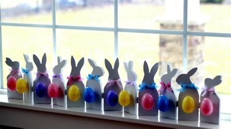 Home Decoration With Paper by Easter Decoration Crafts 20 Ideas For Fresh Garlands For