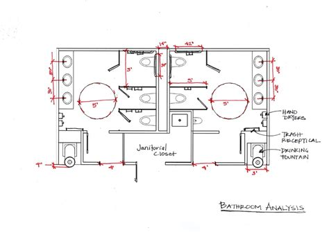 Bathroom Layout Guidelines And Requirements | ada bathroom stall free online home decor techhungry us