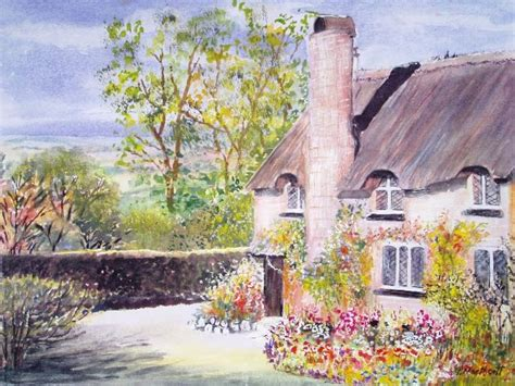 Devonshire Country Cottages by A Devonshire Cottage