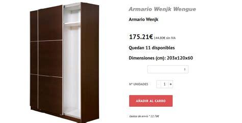 armario ropero nuevos armarios roperos baratos en woodye