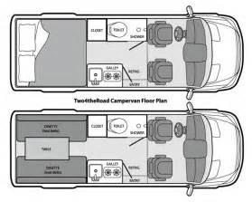 sprinter rv floor plans sprinter rv conversion plans html autos post