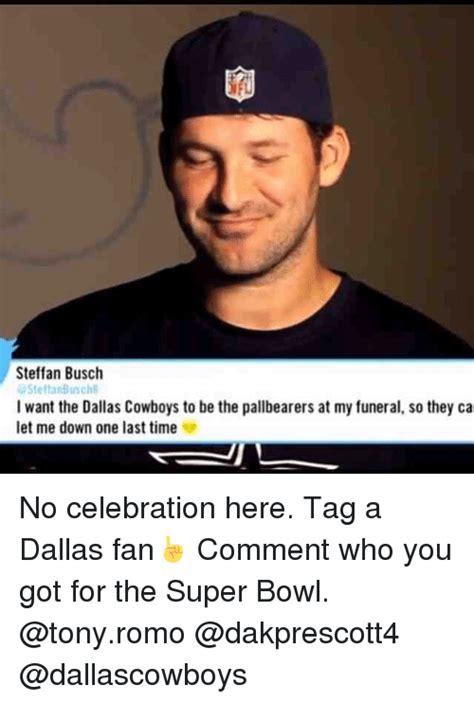 You Heard It Here The Tony Romo And Story Continues by 25 Best Memes About Bowl Cowboy Dallas Cowboys Memes