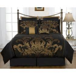 black and gold bed sets myideasbedroom com