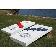 coleman bean bag toss set 1000 images about lake house and on
