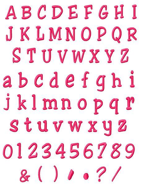 fun alphabet embroidery font annthegran