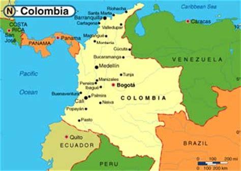 polska kolumbia kolumbia przewodnik ciekawostki kultura wizy porady