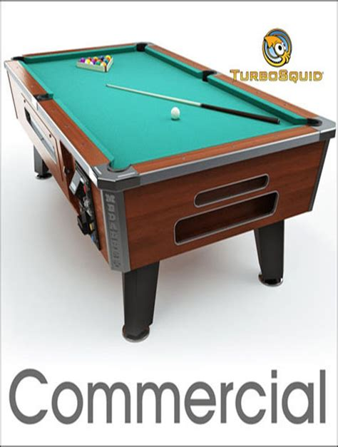 commercial pool tables turbosquid pool table 8ft commercial