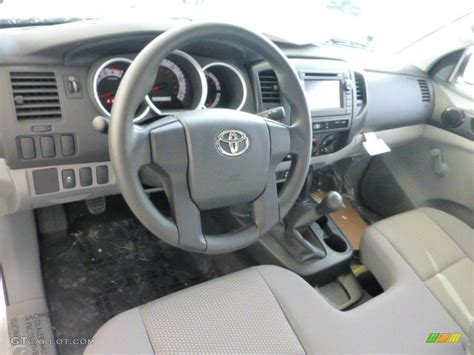 Toyota Tacoma 2013 Interior by Graphite Interior 2013 Toyota Tacoma Regular Cab Photo 73644564 Gtcarlot