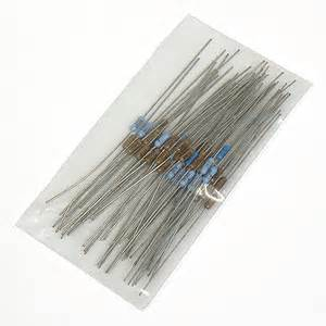 precision resistor assortment 1 precision resistor assortment asst of 50 chaney electronics