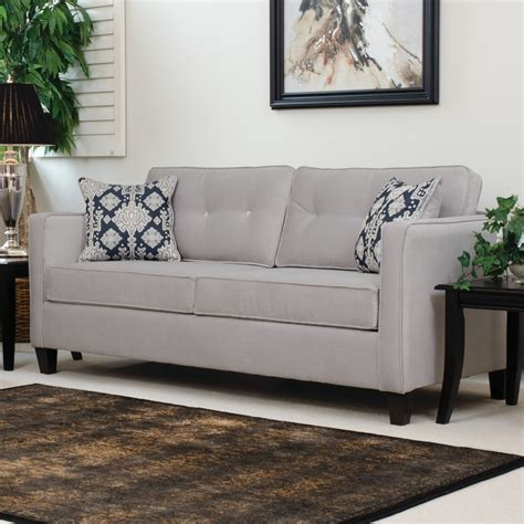 serta sleeper sofa serta upholstery elizabeth queen sleeper sofa ebay