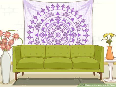 how to choose a sofa how to choose sofa color energywarden