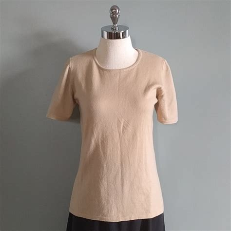 camel colored tops 87 escada tops escada camel colored mid weight wool