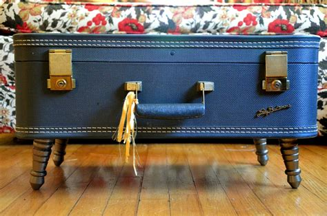 Suitcase Coffee Table Make Your Own Vintage Suitcase Coffee Table 3 Steps With