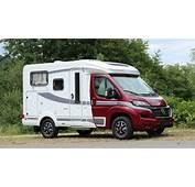Camping Car 2016  Le Retour De L'ultra Compact Hymer Van