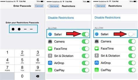 hide safari icon  iphone home screen ios ipad ipod