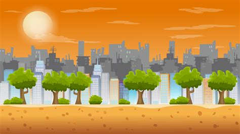 parallax backgrounds opengameartorg