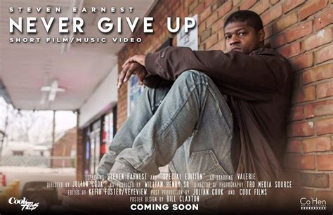 up film music video steven earnest aka special edition never give up short