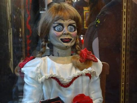 haunted doll annabelle wiki goosebumps slappy dummy picture and images