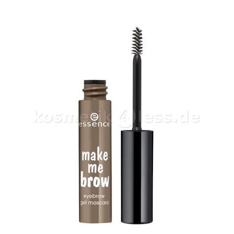 Mascara Me essence augenbrauen gel make me brow eyebrow gel