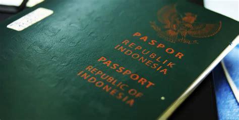 membuat paspor turis syarat dan biaya pembuatan paspor 2018 infoperbankan com