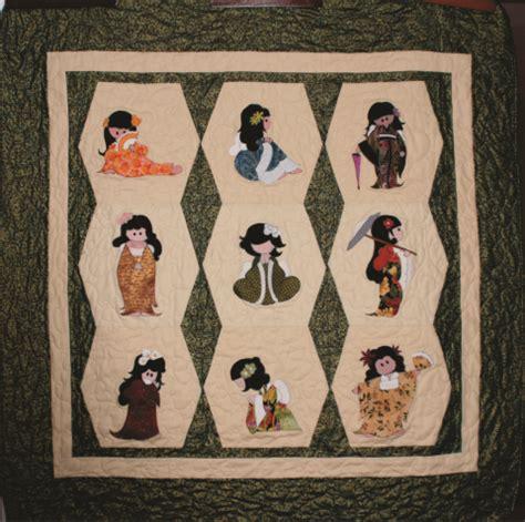 china doll quilt china dolls quilt