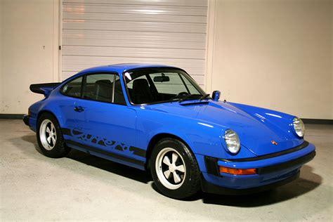 Porsche 911 Carrera 1974 by 1974 Porsche 911 Carrera Coupe 45 203 Miles Sloan Cars