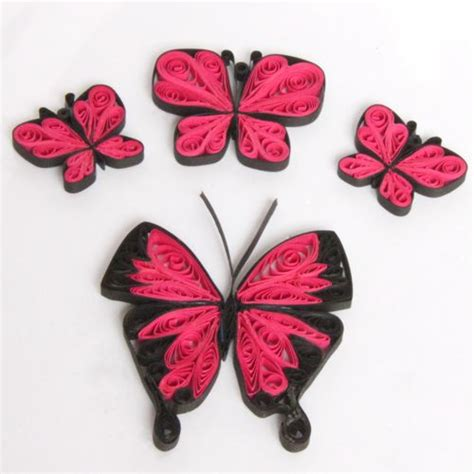 quilling origami tutorial paper quilling butterfly tutorial paper art quilling
