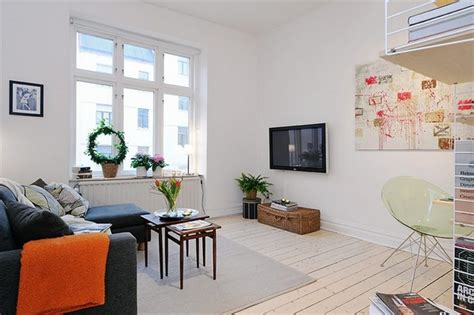 well planned small apartment with an inviting interior