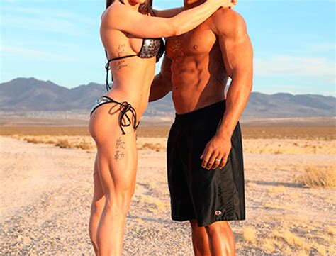 motorboat chest so is this the best looking couple in the usa