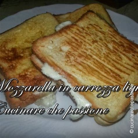 mozzarella in carrozza light mozzarella in carrozza light 3 1 5