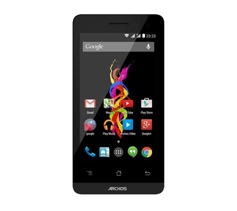 4 phones for 40 archos 40d titanium smartphones description