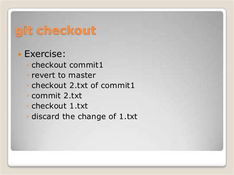 git tutorial revert commit git tutorial undoing changes