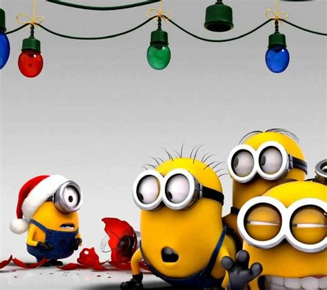 minion christmas lights minions pinterest